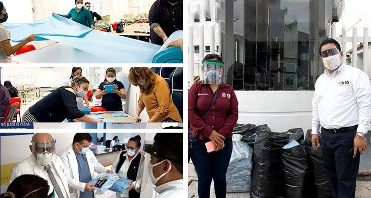 UNID-entrega-materail-proteccion-medico-covid-2020