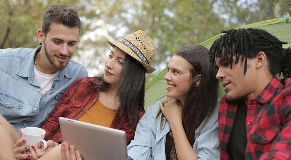 Conviértete en estudiante viajero: Turismo académico